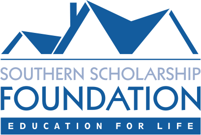 "Southern Scholarship Foundation""When I was young, my family and I went through many hardships"" - Rebekah Firmin - Southern Scholarship Foundation"